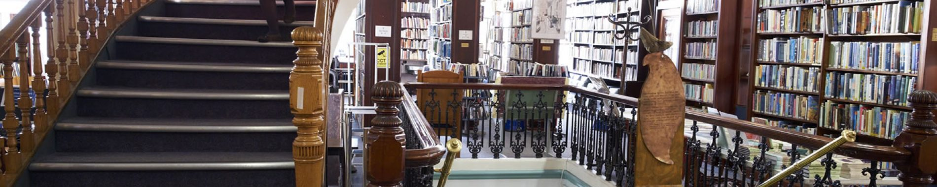 Linen Hall Library Reception