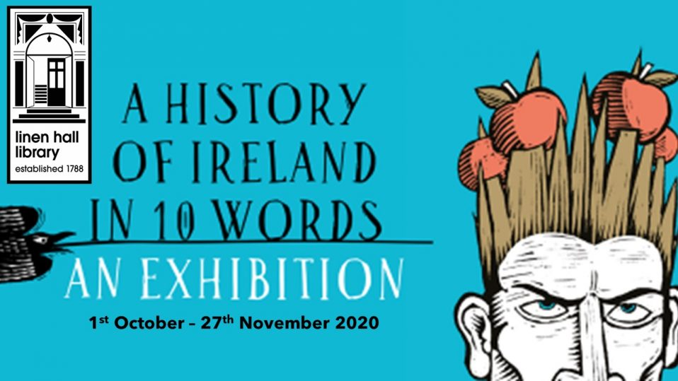 image of history of ireland exhibition