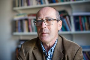NEW BOOK: 'Northern Ireland: the Fragile Peace' with Professor Feargal Cochrane