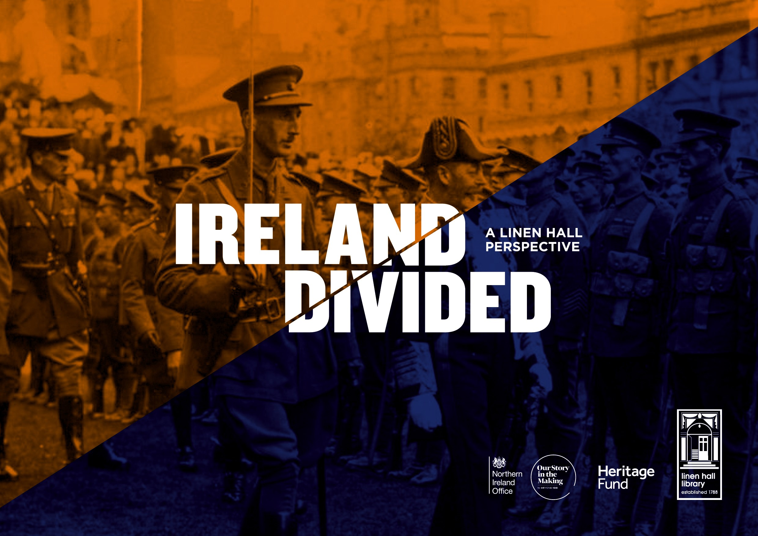 EXHIBITION: Ireland Divided - A Linen Hall Perspective