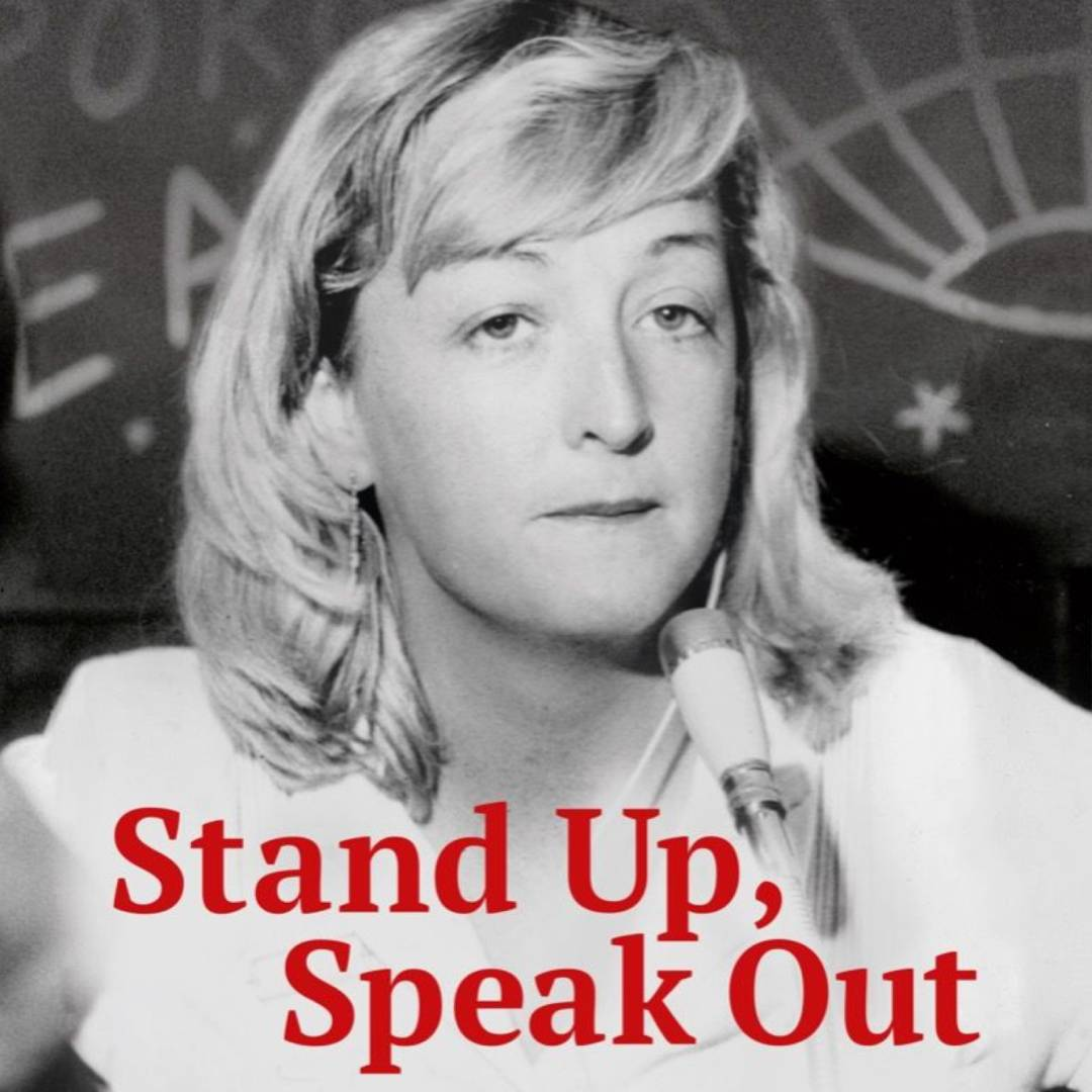 'Stand Up Speak Out' with Monica McWilliams